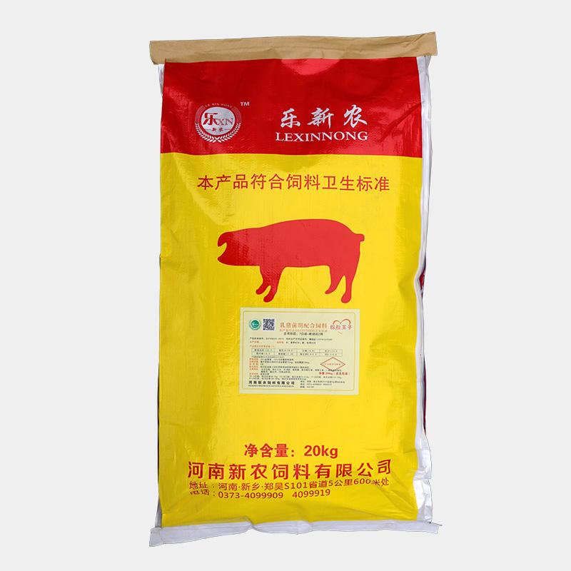 乳猪40%保育浓缩饲料