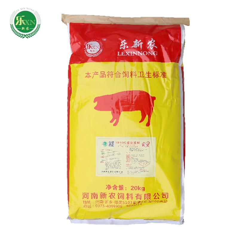 1010乳猪浓缩料